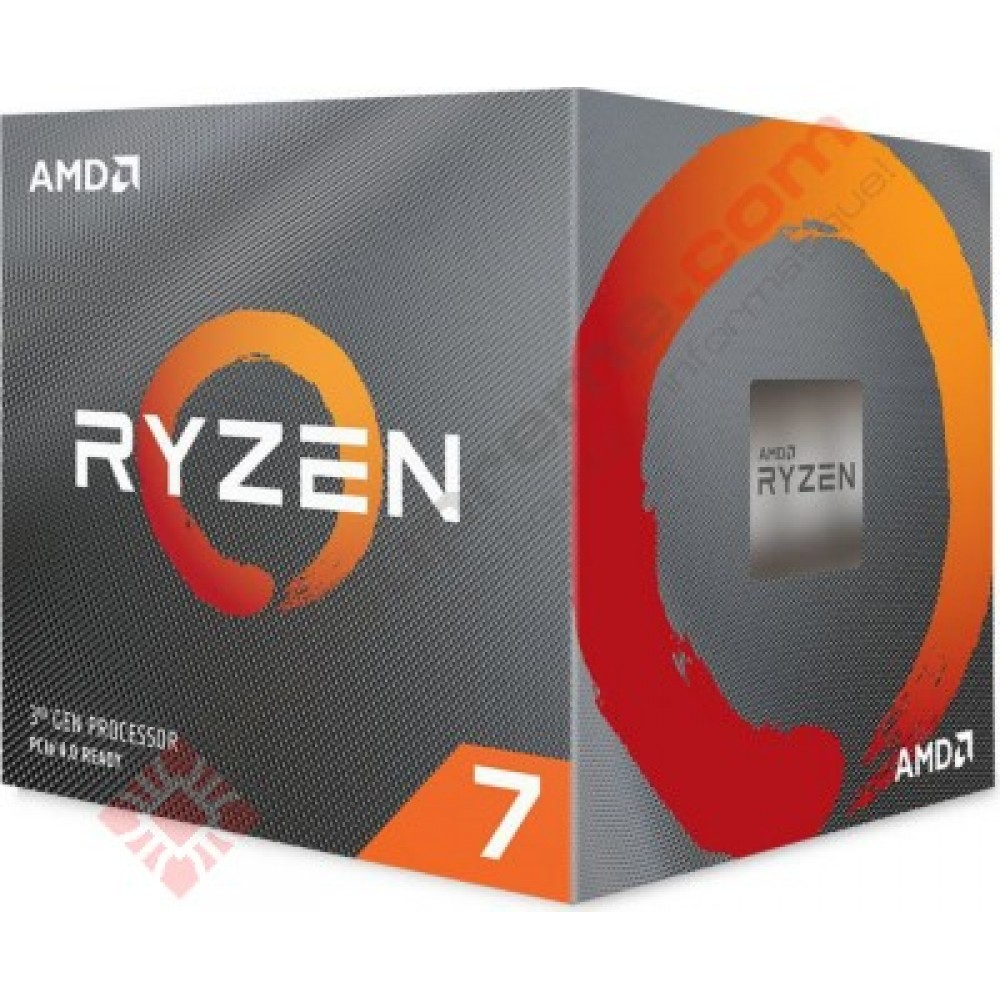 AMD Ryzen 7 3800X  8(16) 3.90GHz (4.5GHZ Turbo) /36MB + Fan