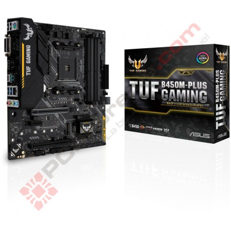 Asus TUF B450M-Plus-Gaming