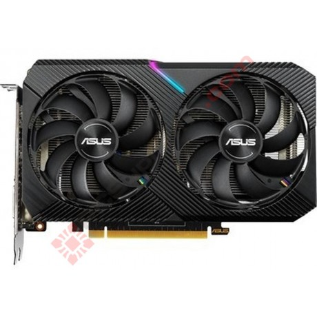 Asus Nvidia Dual GTX 1660 Super Overclock 6GB Mini