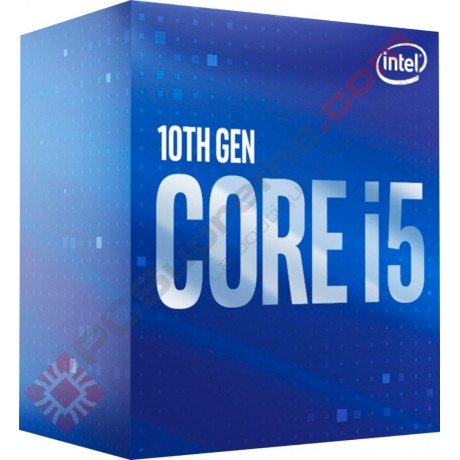 Intel Core i5 10400 6(12) 2.90GHz (4.30GHz Turbo) /HD630/12MB
