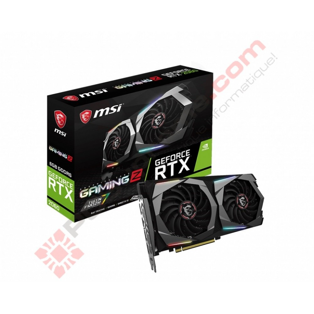 MSI Nvidia RTX 2060 Gaming Z 6GB